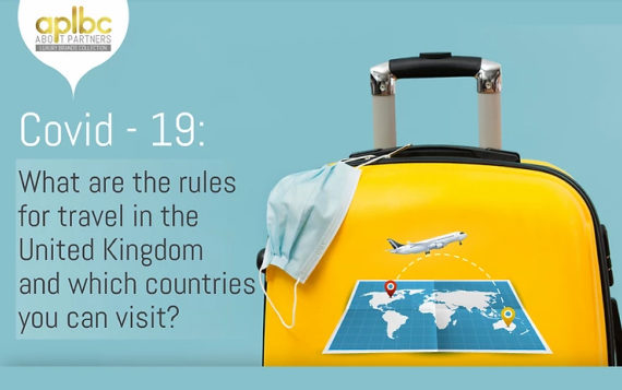 COVID-19: What are the rules for travel in the United Kingdom  and which countries you can visit?