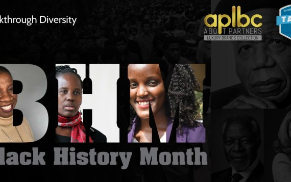 Black History Month: The Milestones: Building a Better Future Together