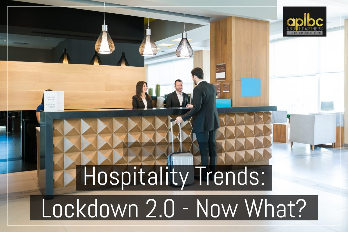 Hospitality Trends: Lockdown 2.0 – Now What?